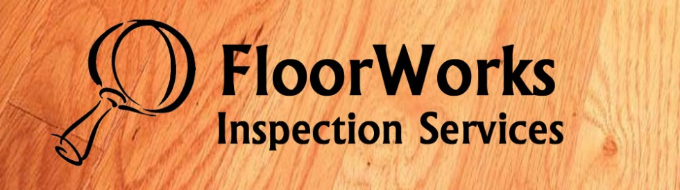 FloorWorks Inspection Services Logo