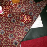 Carpet Reported As Being Faded, But Was Severely Soiled