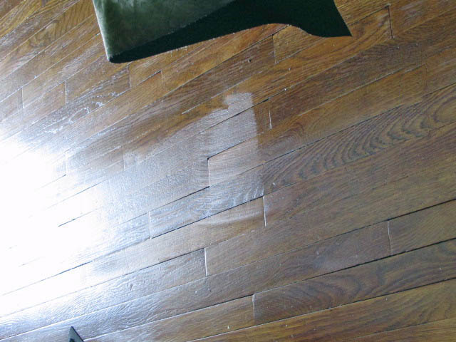 Floorworks inspection services gallery of hardwood for Hardwood floors uneven