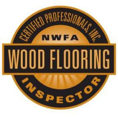 NWFA Certified Inspector - CP 217307