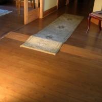Hardwood Flooring Buckling/Tenting