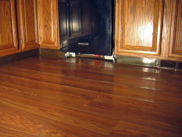 Floorworks inspection services gallery of laminate for Hardwood floors cupping
