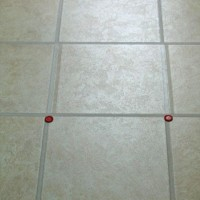Miss-Embossed Grout Lines in Laminate Plank