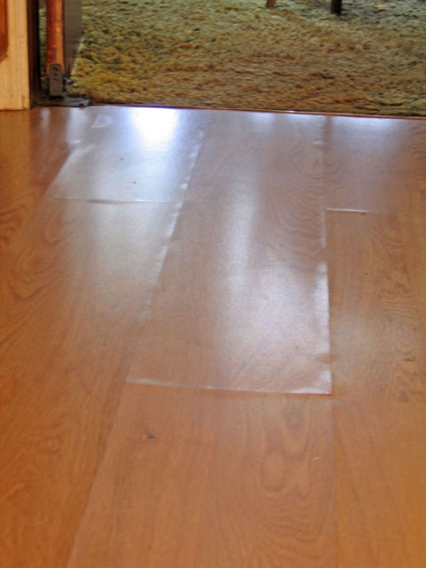 Floorworks Inspection Services Gallery, Laminate Flooring Problems