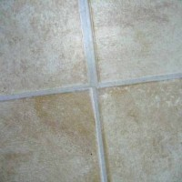 Uneven Laminate Grout Joint Lines (Installation-Related)