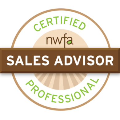 NWFA Certified Sales Advisor - SC 27