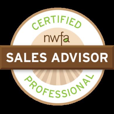 NWFA Certified Sales Advisor - SC 27