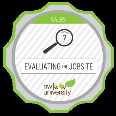 NWFA Univerity – Evaluating the Jobsite