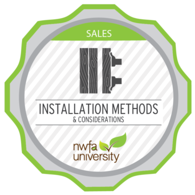 NWFA Univeristy – Installation Methods & Considerations