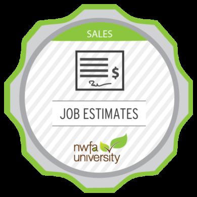 NWFA University – Job Estimating