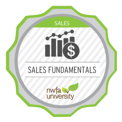 NWFA University – Sales Fundamentals