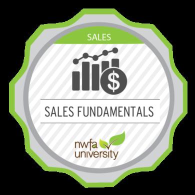 NWFA University – Sales Fundamentals