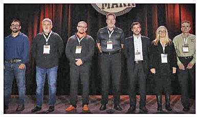2019 NWFA Vanguard Service Award Winners