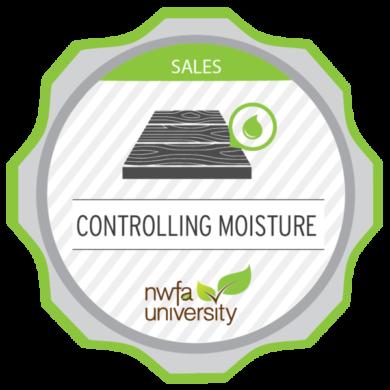 NWFA UniversitySales Advisor – Controlling Moisture