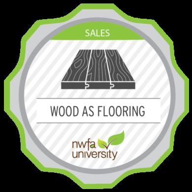 NWFA University Sales Advisor – Wood as Flooring