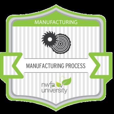 NWFA University - Manufacturing Process Certificate